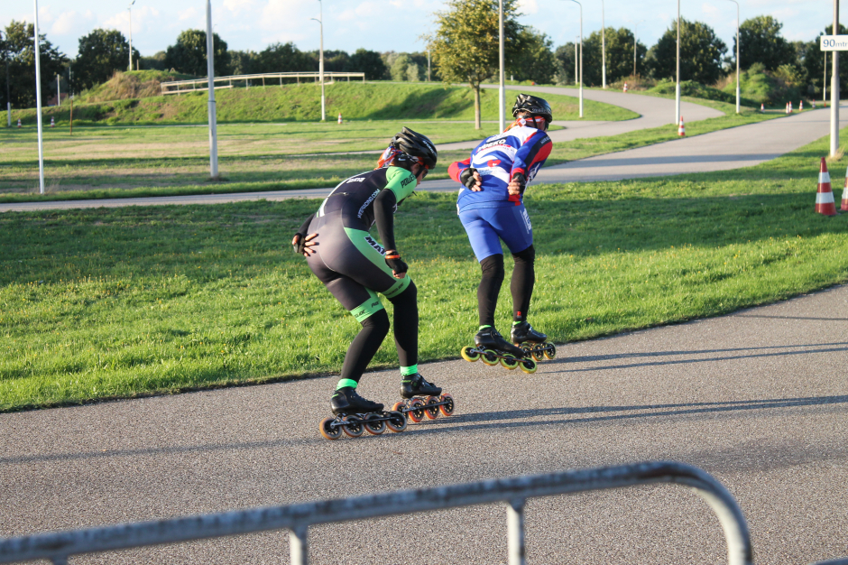 IJsco skate lessen weer in volle gang!