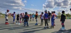 Onze skeelerlessen in Oosterhout zijn weer aan de gang!